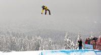 """Голямата надежда на Самоков и клуб """"Бороборд"""" в сноуборда Петър Гьошарков направи нов силен старт. 21-годишният състезател завърши на шесто място в старта за Европейската купа в дисциплината биг еър […]"""