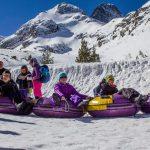 """""""Към върха"""" организира зимно приключение за деца с двигателни проблеми на Мальовица"""