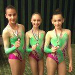 Самоковските грации откриха сезона с 4 медала