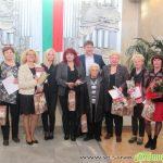 Наградиха 10 самоковки по случай Деня на жената