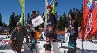 """5 златни, 7 сребърни и 10 бронзови отличия грабнаха самоковските сноубордисти от трите старта за купа """"Бороборд джуниър"""", състояли се между 9 и 11 март в Боровец. Яна Попова стана […]"""