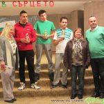 Здравко Четвороженски с нова титла по тенис на маса, 35 ученици играха навръх 3 март