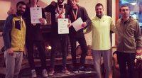 """Петър Гьошарков извоюва и двете титли от държавния шампионат на Македония, състоял се в първите два дни на март в зимния център Маврово. 21-годишният състезател на клуб """"Бороборд"""" изнесе истински […]"""