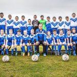 Футболистите от школата на Димчо Маринов с лагер в Сандански, изиграха 7 контроли