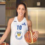 Цветомира Шаренкапова – подавач № 1 в Адриатическата лига по баскетбол