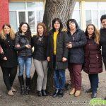 Осем учителки участваха в осмомартенско рали