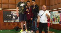 """Три бронзови отличия завоюваха тримата състезатели на клуб """"Самоков"""" с треньор Веселин Райчев от държавното първенство за юноши младша възраст /до 16 г./, състояло се от 18 до 22 април […]"""