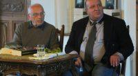 """Познатият повече като поет Влади Владимиров представи на 20 април в Сарафската къща своя роман """"Синът на Атлантида"""". Авторът изрично посочи, че следва своя теория, че не се влияе от […]"""