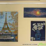 Танер Мерт откри втората си самостоятелна изложба в Самоков