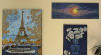 """""""Потокът на живота"""" е мотото на новата изложба на художника Танер Мерт, която се откри днес в Общинската библиотека """"Паисий Хилендарски"""" в Самоков и ще остане там до 18 май. […]"""