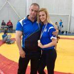 Йоана Маринкова, Красимира Панчева и Александрина Кашинова – шампионки по борба
