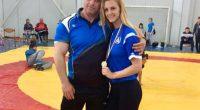 """Три медала спечелиха състезателките по борба на """"Рилски спортист"""" от държавното първенство за момичета, кадетки и девойки, състояло се на 13 и 14 април в Бургас. Най-добре от нашия клуб […]"""