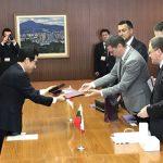 Областният управител Илиан Тодоров се срещна с губернатор и с кмета на Сапоро