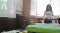 """Нашата съгражданка Веселина Големинова, която работи в отдел на Европейския парламент, гостува на 30 март на ученици от ПГ """"Константин Фотинов"""". В продължение на два учебни часа гостенката подробно и […]"""