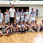 "12-годишните баскетболисти биха ЦСКА, ""БУБА"" и ""Академик"", станаха втори за Купата на БФБ"