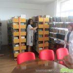 Болницата отново има библиотека