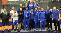 """Юношите на самоковския клуб по борба """"Рилски спортист"""" се завърнаха със 7 медала – по три златни и бронзови и един сребърен, от държавното лично-отборно първенство на 12 и 13 […]"""