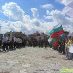 Шествие и топовни залпове ознаменуваха 140-годишнината от освобождението на Самоков /СНИМКИ + ВИДЕО/