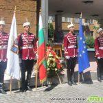 Самоков чества пред ДНА 73 години от Победата над фашизма и Деня на Европа