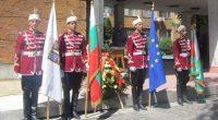 73-ата годишнина от Деня на Победата и Денят на Европа бяха чествани на самия 9 май. Пред паметната стела на фасадата на Военния клуб /ДНА/, на която са записани имената […]