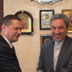 Областният управител се срещна с посланиците на Русия, Китай, Иран и Германия