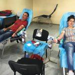 28 доброволци от Самоков дариха 12.6 литра кръв
