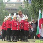 """Хиляди самоковци честваха 24 май на централния площад """"Захарий Зограф"""" /СНИМКИ/"""