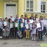 """Наградиха призьорите от великденското математическо състезание в ПГ """"К. Фотинов"""""""