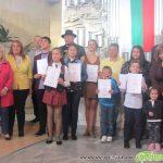 Ротари клуб награди талантливи самоковски ученици на церемония в Ритуалната зала