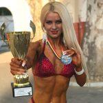 Ралица Кашинова стана втора на балканското първенство в Дробета-Турну Северин, Румъния