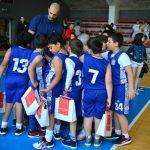 10-годишните баскетболисти участваха в спортен празник в София в памет на Румен Пейчев