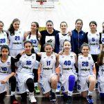 Момичетата до 16 г. завършиха на 7-о място във финалите на държавното първенство по баскетбол