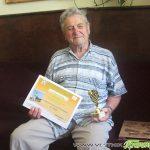 Награди за хора на ветераните-туристи