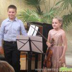 Диана Чаушева и Ивайло Василев потопиха самоковци в света на класическата музика