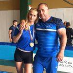 Александрина Кашинова спечели републиканското първенство, 4 медала за борците