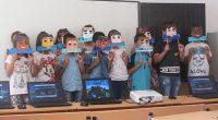"""Оригинална публична изява във връзка с работата си по проект """"Твоят час"""" имаха на 19 юни в училището си участниците в клуб """"Малките майнкрафтърчета"""" с ръководител Лидия Найденова към ОУ […]"""