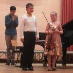 Младите музиканти Диана Чаушева и Ивайло Василев изнасят концерт в Самоков на 22 юни