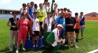 """Отборът на момчетата от 5 до 7 клас на СУ """"Отец Паисий"""" спечели сребърните медали на финалите на Ученическите игри, състояли се от 1 до 3 юни на ст. """"Хаджи […]"""