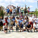 """Над 30 младежи се включиха в луда надпревара по скейтборд и лонгборд в парк """"Крайискърец"""""""