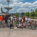 16 колоездачи въртяха педалите от Самоков до водопада над Овчарци за 15-и път