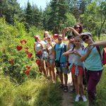 Млади хора помагат на гората и вдъхват кураж за бъдещето