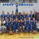 """Шампионът """"Рилски"""" със седем баскетболистки в националния отбор за момичета до 14 години"""