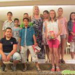 Деца се забавляваха и научиха нови неща на лятно парти в Младежкия дом