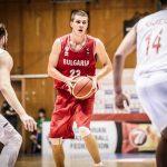 Мирослав Васов с ключова роля за класирането на България /до 20 г./ за четвъртфиналите на Евро 2018