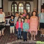 """Млади """"Зографче""""-та подредиха 150 творби в Сарафската къща"""