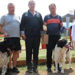 Кучетата на Валентин Паунов и Георги Терзийски спечелиха изложбата на каракачанска овчарка