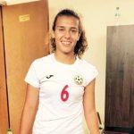 15-годишната самоковка Лия Ангелова игра в Шампионската лига по футбол за жени с тима на НСА