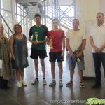 Христо Христев и сестра му Симона Христева спечелиха турнира по тенис на маса