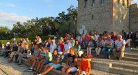"""Музейният комплекс над Белчин Цари мали град чества на 24 август своя пръв юбилей – 5-годишнината от създаването си. В крепостта на комплекса бе изнесен концерт с участието на """"Стингс […]"""