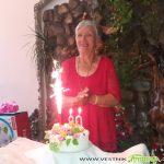 Поетесата Райна Бакрачева празнува юбилей
